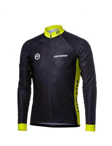 Bluza-kolarska-Pro-Team_neon_front